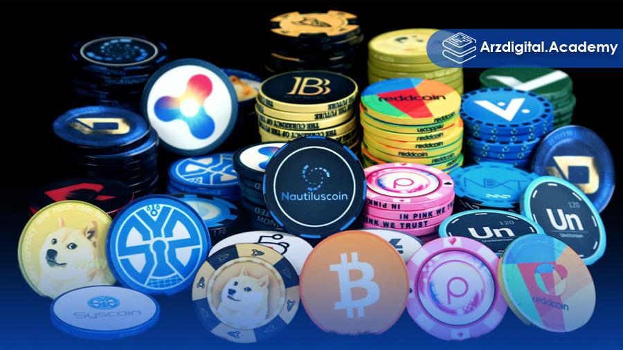 توکن ارز دیجیتال چیست؟