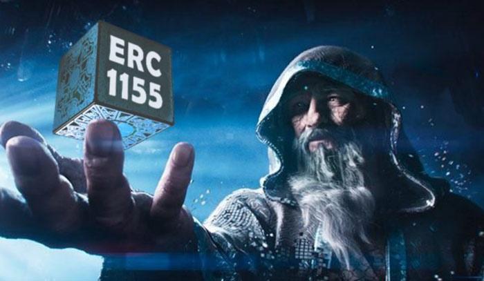معرفی توکن ERC-۱۱۵۵
